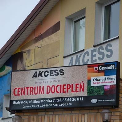 centrum docieplen