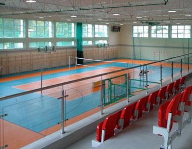 realizacje hala sportowa antoniukowska w białymstoku