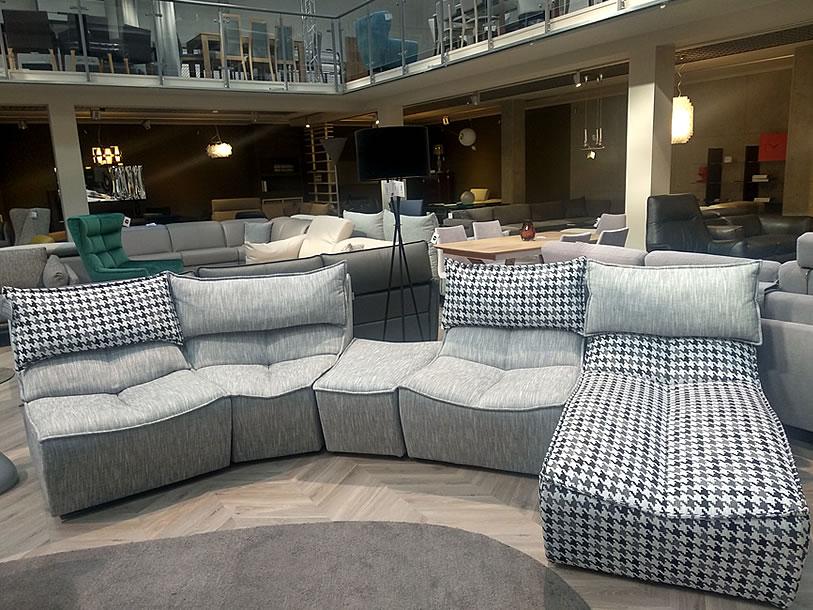 sofa CALIA ITALIA HIP HOP