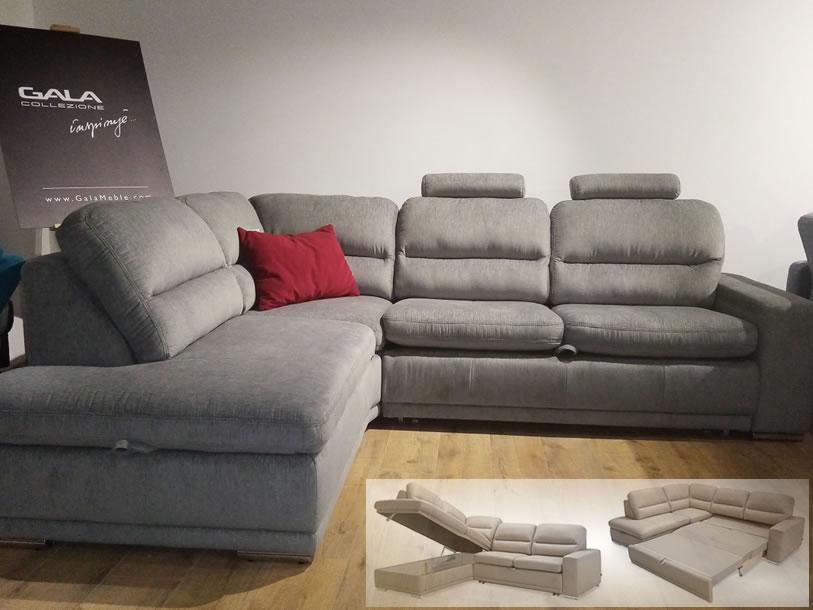 sofa GALA COLLEZIONE SOFA BONO